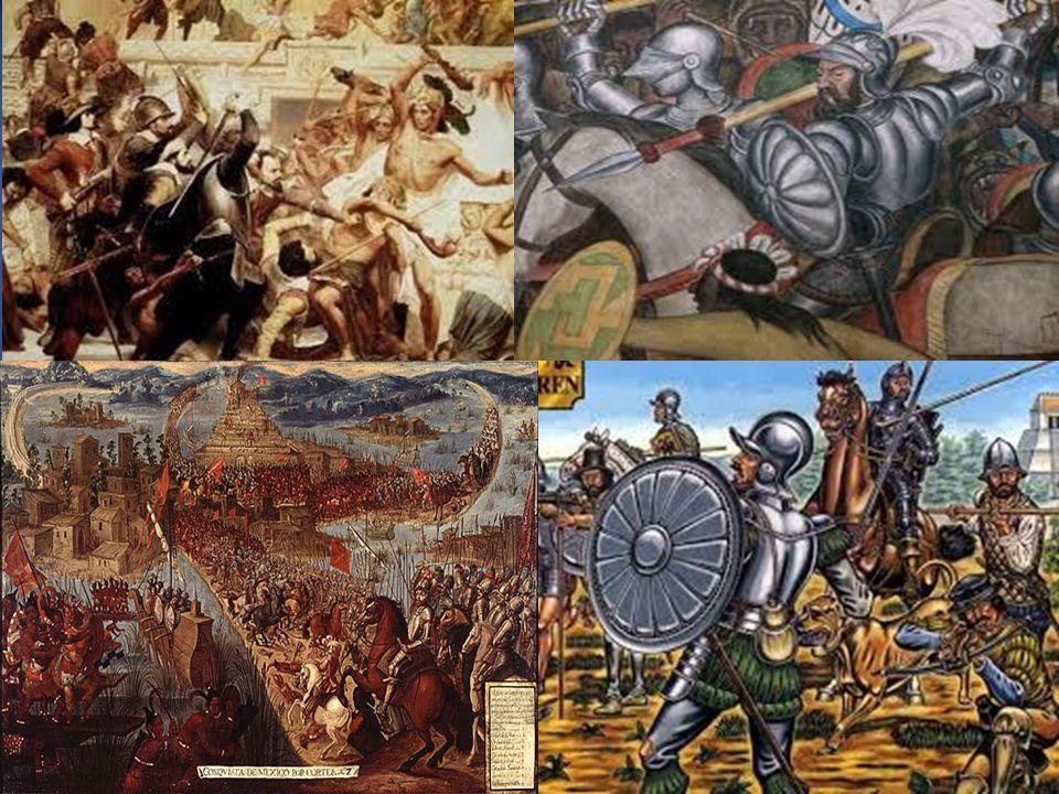 Conquest of the Aztec Empire Part II